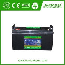 заводская цена Everexceed 12V 100Ah Солнечная батарея типа VRLA AGM цикла глубокого для панели солнечной системы