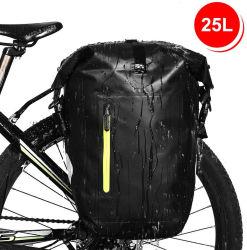 새로운 형식 방수 자전거 화물 선반 안장 부대 어깨에 매는 가방