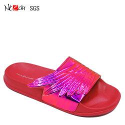 Popular Diseño de Moda mujeres Ocio cómodas zapatillas