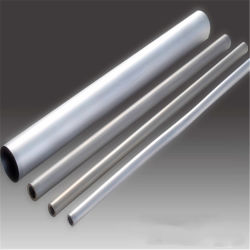 50мм алюминиевого сплава 7075 T6 трубки