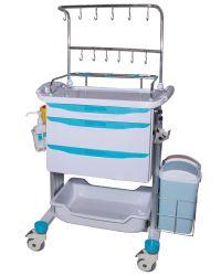 Carrello medico mobile del cilindro di infusione dell'ospedale alla mobilia dell'ospedale