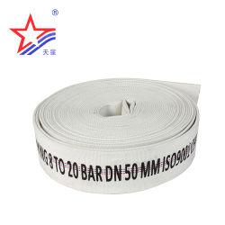 폴리에스터 필라멘트 PVC 소방 호스 라이닝 포함 고압 저항