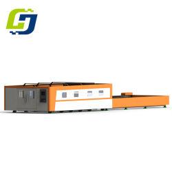 3Квт/4Квт Режущая установка лазерной резки с оптоволоконным кабелем из нержавеющей стали