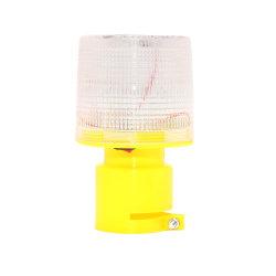 Voyant de la sécurité routière solaire lampe stroboscopique lampe de secours