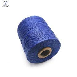 Filés de polyester prix d'usine 840 denier Core Thread ciré
