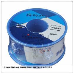 Material de soldadura de alambre de soldadura de estaño-plomo