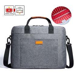 17,3-дюймовый ноутбук портфель Сумка почтальона чехол для ноутбука сумки для поездок бизнес