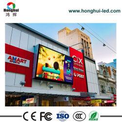Outdoor étanche SMD pleine couleur LED P10mm publicité Billboard