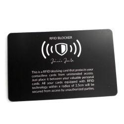 Le blocage decarte RFID e champafin de protéger toute l'affaire