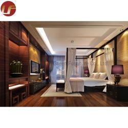 2019夜立場が付いている熱い販売のホテルの寝室の家具