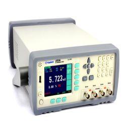 Testeur de résistance de contact Applent numérique avec 140 times/sec, la compensation de température et de 0,05 % de précision, à516