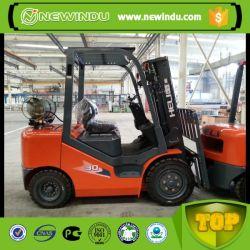 Cpcd30 3tonne Heli Diesel chariot élévateur à fourche pour la vente