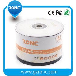 Firmenzeichen angepasst oder Geschwindigkeit des Ronc Marken-Leerzeichen-DVD-R 8X/16X