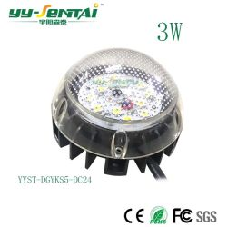 LED 3W Die-Casting aluminium Point Light (YYST-DGYKS5)