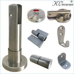 新しいデザインステンレス鋼のキュービクルの付属品の洗面所の区分のアクセサリ