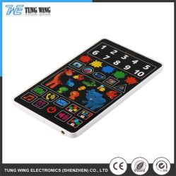Het kleurrijke Muzikale Elektronische Stuk speelgoed van de Baby van de Knoop van het Toetsenbord
