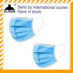 Novo Grau utilização civil máscara descartável de protecção