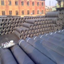 中国の製造業者からのか焼された石油のコークスの電極