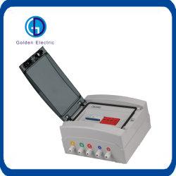 태양 전지판과 변환장치 사이에서 연결할 것이다 태양 전지판 시스템에 혼합기 상자