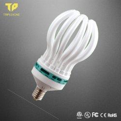 Высокая мощность 8u, Lotus Notes энергосберегающие лампы CFL лампу E40 200 Вт