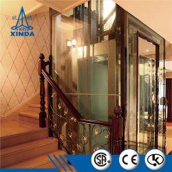 럭셔리 리프트 빌라 엘리베이터 주거용 저렴한 승객 홈 엘리베이터 리프트