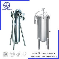 Мешок из нержавеющей стали фильтр / картридж сменный фильтрующий элемент фильтра для фильтрации жидкости