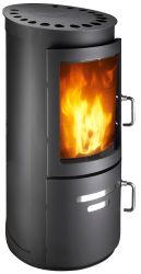 مبنى ذو استخدام منزلى، مدفأة خشبية، Cl07b