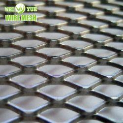 ステンレススチールダイヤモンドワイヤメッシュ、拡張金属製