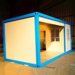 Camera di protezione modulare prefabbricata di obbligazione della cassetta di controllo di accesso del contenitore del cantiere