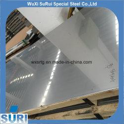 Feuille d'acier inoxydable 201 BA+Surface du Film de PVC