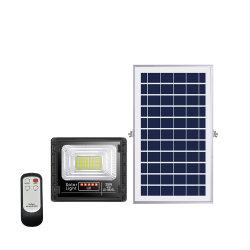 LED de exterior Apliques Lámparas de jardín de inundación de Energía Solar