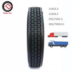 Top marques de pneus Double Star/Aeolus/Triangle/Radial Annaite Tubeless pneu pour camion léger 11r22.5 12r22.5 29580r22.5 31580r22.5 13r22.5 38565r22.5 750R16 Les pneus de bus