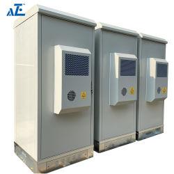 IP55 Structure Double-Wall armoire d'équipement de télécommunications de plein air avec climatiseur