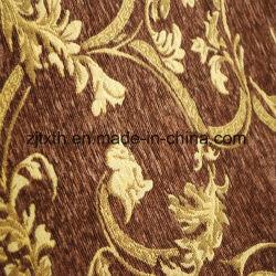 Commerce de gros de la sellerie tissu chenille et le tissu de coton