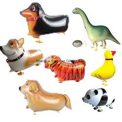 La nueva lámina de paseos en globo de aire inflables animales globos para fiesta de cumpleaños de suministros de boda los niños juguetes