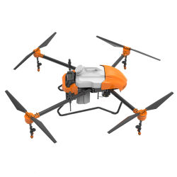 Commande à distance de l'Agriculture téléguidés géant du pulvérisateur RC hélicoptère de gaz