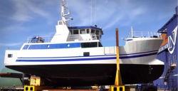 La Chine 23,5 M 77FT acier palangrier commercial Navire de pêche pour la vente de moteur