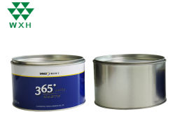 1L-5L rotondi Sollevano-fuori il contenitore di stagno della vernice della protezione per l'imballaggio chimico