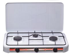 휴대용 실외용 제품 인기 3개 버너 가스 스토브(GS-002)