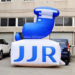 GM1003の青および白いカラー膨脹可能なモデルはのための宣伝する