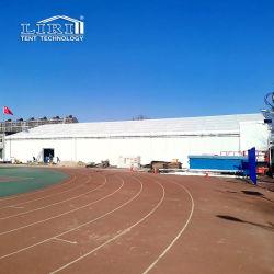 26X50m для использования вне помещений большой снег устойчив Хоккей Арена Зал спорта Палатка для продажи
