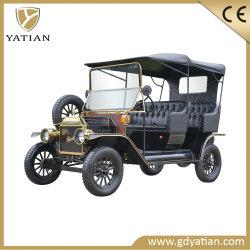 Automobile elettrica antica classica di golf del modello T di approvazione 48V del Ce