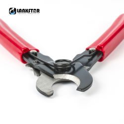 Mini pince coupante de conception des colliers de câble et fil coupe-câbles