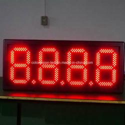 Personnaliser l'euro/USD Taux de Change LED intégrée signe pour les banques et magasins