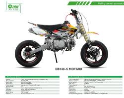 ピットのバイクのスポーツの土のバイクを競争させる滑らかなタイヤ140cc