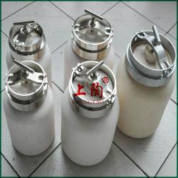 Alto contenido de alúmina de cerámica recipiente de molienda de molino de bola