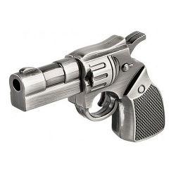 Haute qualité forme des armes à feu en métal de 16 Go Lecteur Flash USB