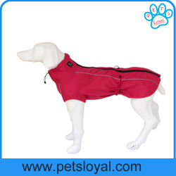 Usine de haute qualité des vêtements pour animaux de compagnie chien vêtement étanche