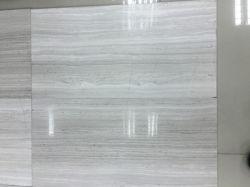 [هيغقوليتي] يصقل خشبيّة/بلوط رخاميّة أرضية يصمّم حافة [كونترتوب] بيضاء رخاميّة