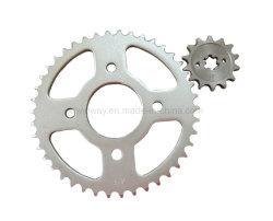 [بجج-] [ديسكفر125] 1045 فولاذ [428-42/14ت] درّاجة ناريّة ضرس العجلة